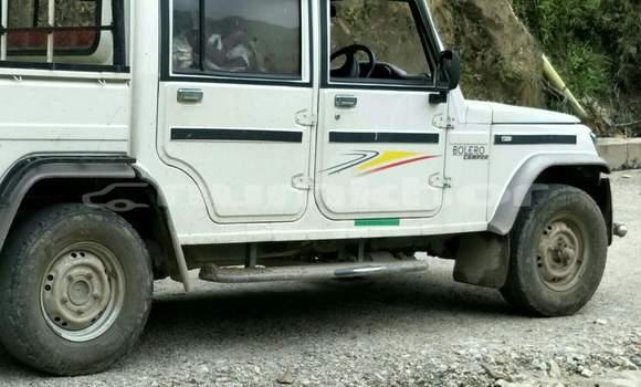 Buy Used Mahindra Thar White Car in Samchi in Samchi