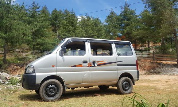 Buy Used Suzuki Wagon Silver Car in Thimphu in Timphu