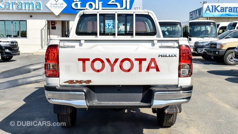 Big with watermark toyota hilux bumthang import dubai 2337