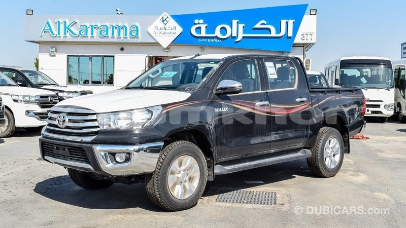Big with watermark toyota hilux bumthang import dubai 2341