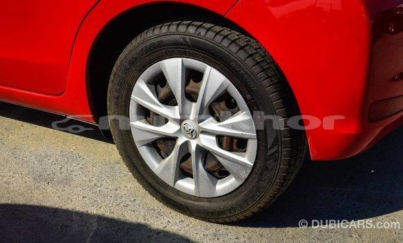 Buy Import Toyota Yaris Red Car in Import - Dubai in Bumthang