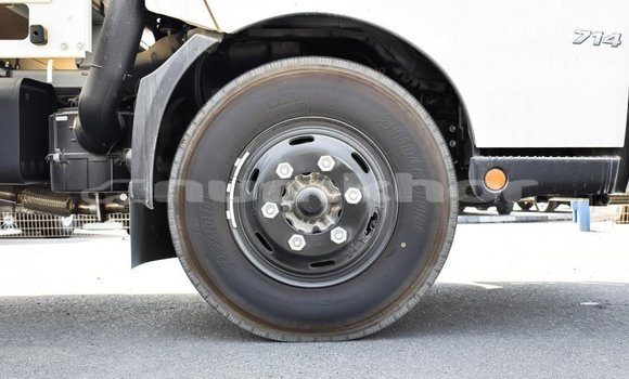 Buy Import Hino 300 Series White Truck in Import - Dubai in Bumthang