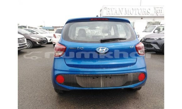 Buy Import Hyundai i10 Blue Car in Import - Dubai in Bumthang