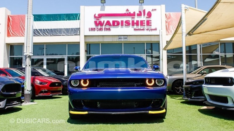 Big with watermark dodge challenger bumthang import dubai 3806