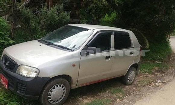 Buy Used Suzuki Alto Silver Car in Thimphu in Timphu