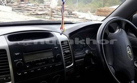 Buy Used Toyota Prado Black Car in Thimphu in Timphu