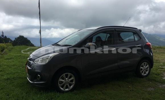 Buy Used Hyundai i10 Blue Car in Tashigang in Tashigang