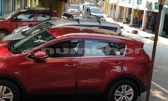 Buy Used Kia Sportage Red Car in Timphu in Timphu
