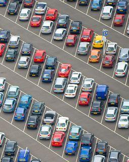 Thumb how to park a car
